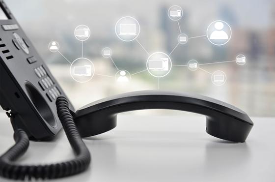 κομβος telephony